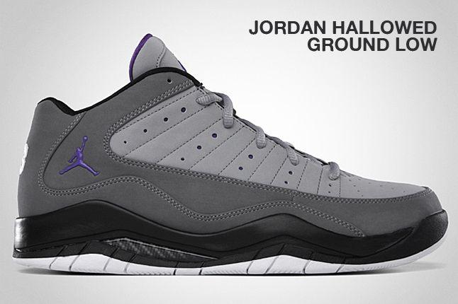 Jordan Hallowed Ground Low Purple 1