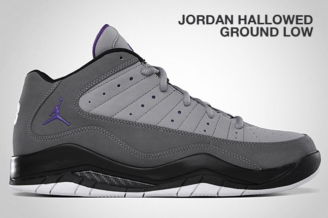 Jordan Hallowed Ground Low Purple 1