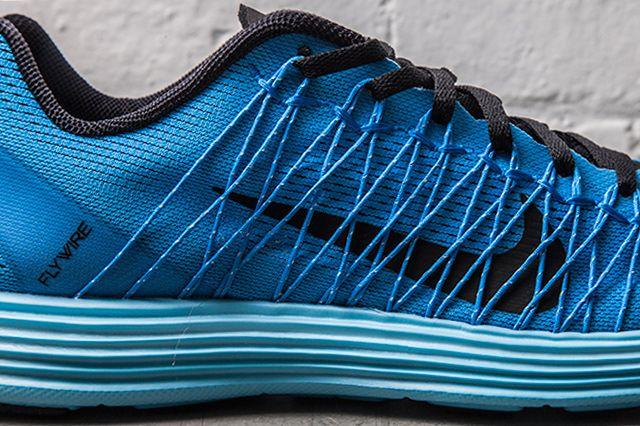 Nike Lunaracer 3 Polarized Blue 1