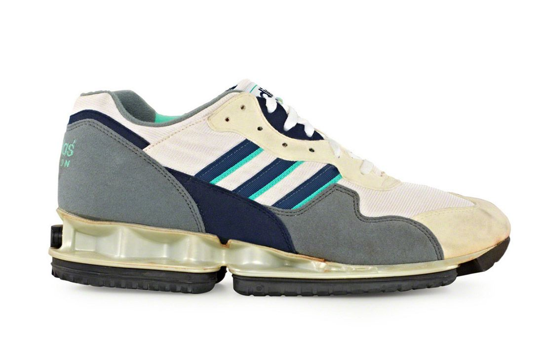 Material Matters Adidas Tubular Radical Prototype Torsion Strider 1991 92