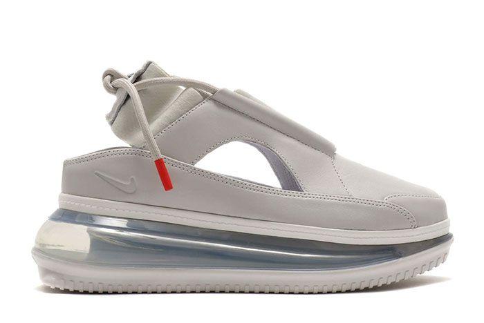 Nike Air Max Ff 720 Womens Grey Lateral