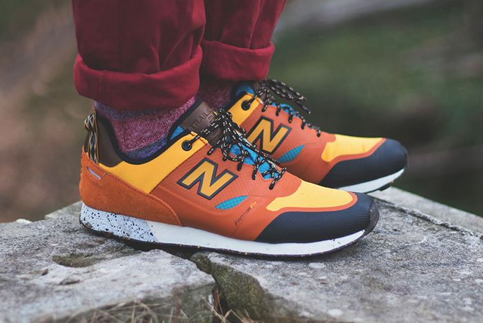 Extra Butter X New Balance Trailbuster Re8