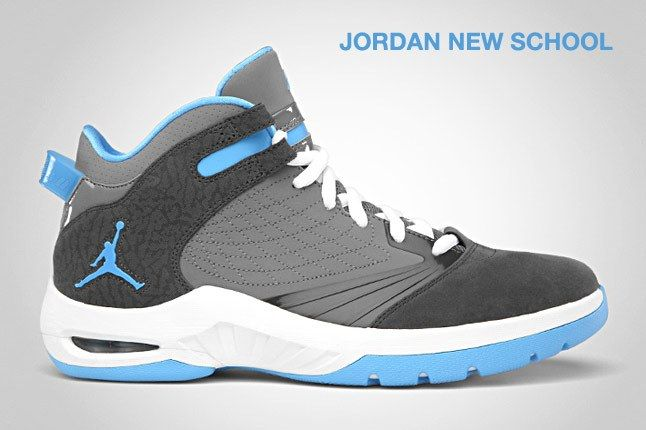 Jordan New School Blu 1