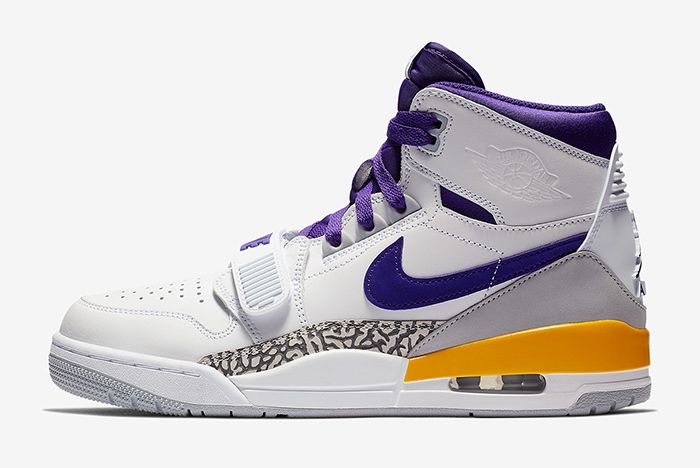 Jordan Legacy 312 Lakers Knicks Pistons 2