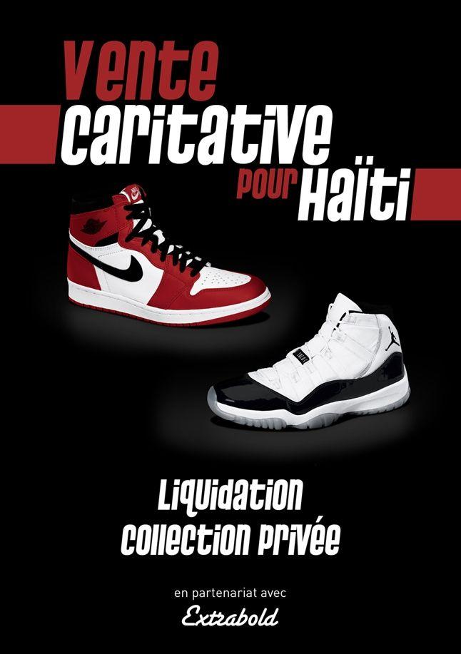 Alain Charity Haiti Sale Flyer 1