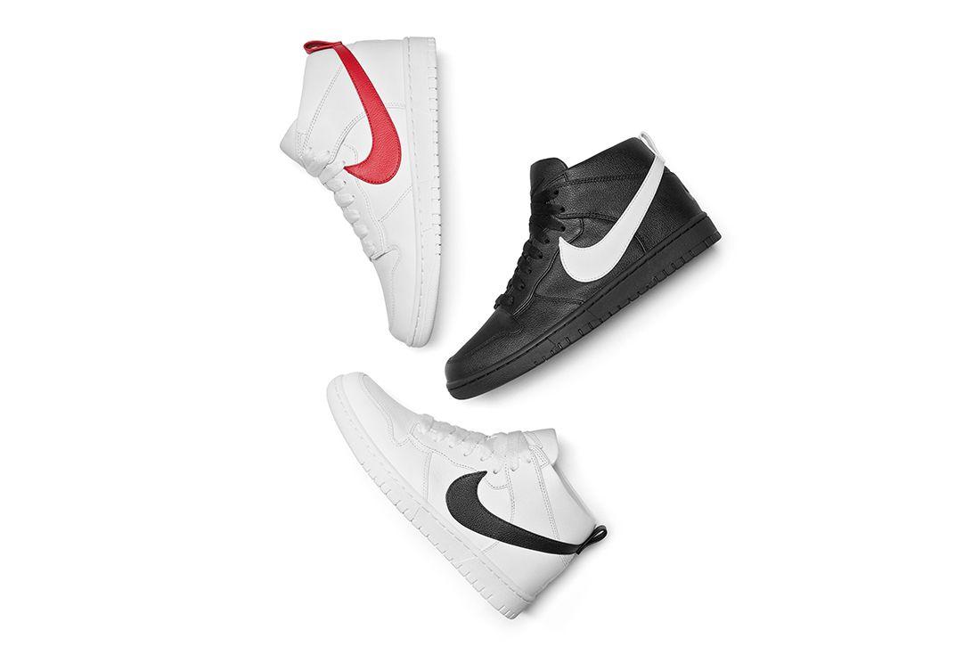 Riccardo Tisci X Nike Lab Dunk Lux Chukka4