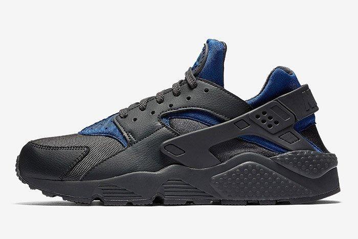 Nike Air Huarache Gym Blue Obsidian 5