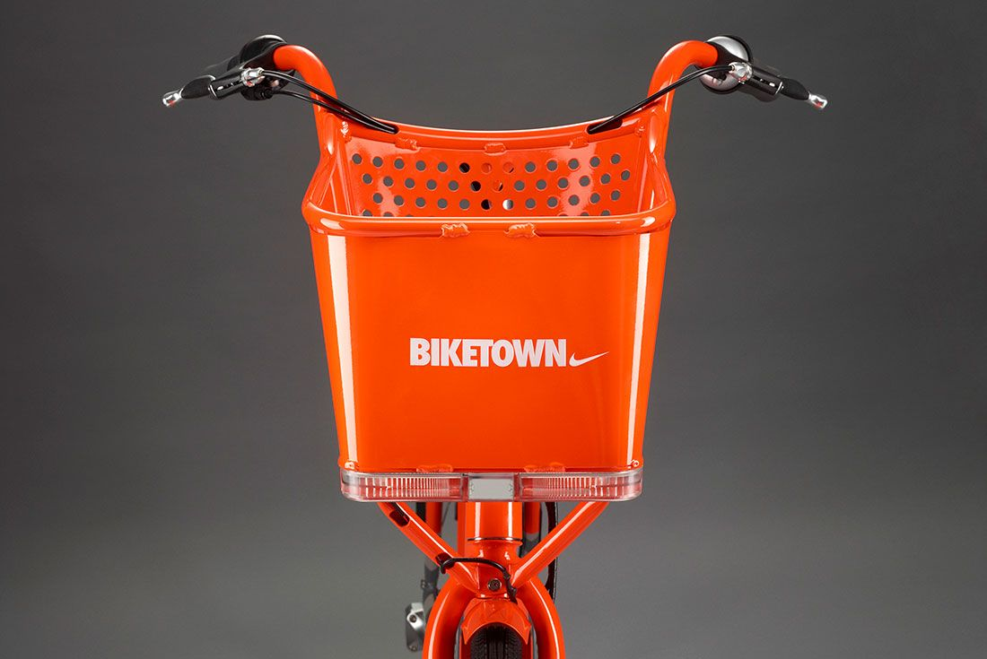 Nike Biketown Bike Wrap Shoebox Front