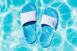 Nike Benassi Jdi Slide Clearwater Thumb