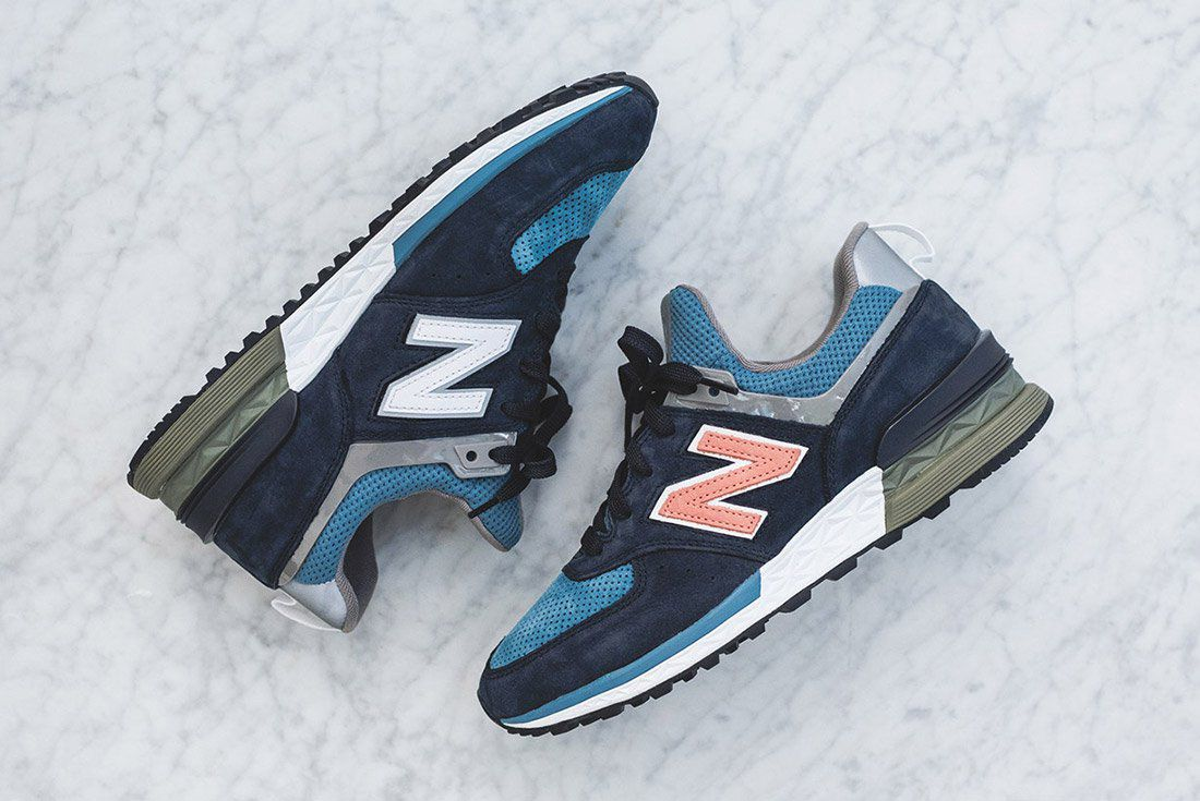 Dover Street Marketronnie Fieg New Balance 574 S Collection 9 171130 121240