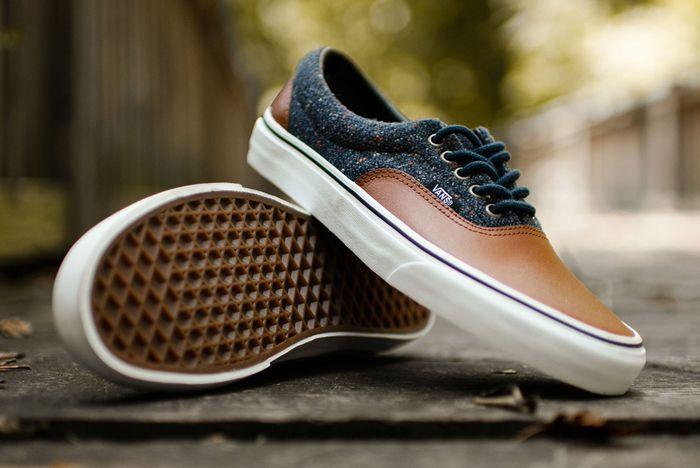 Vans Era Wool Leather2