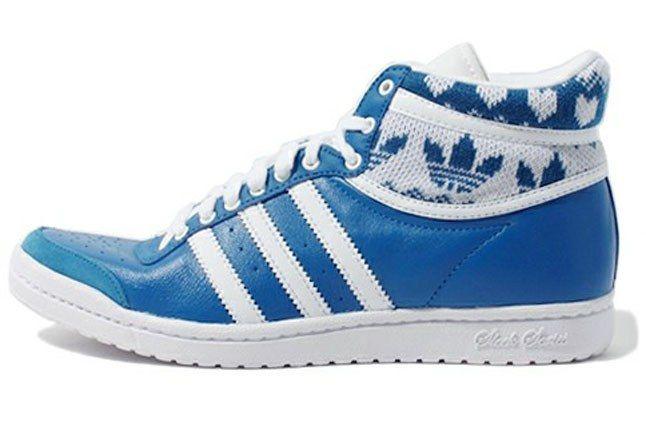 Adidas Knit Top Ten Hi Sleek 1
