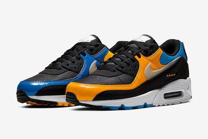 Nike Air Max 90 Shanghai Ct9140 001 Release Date 4Official