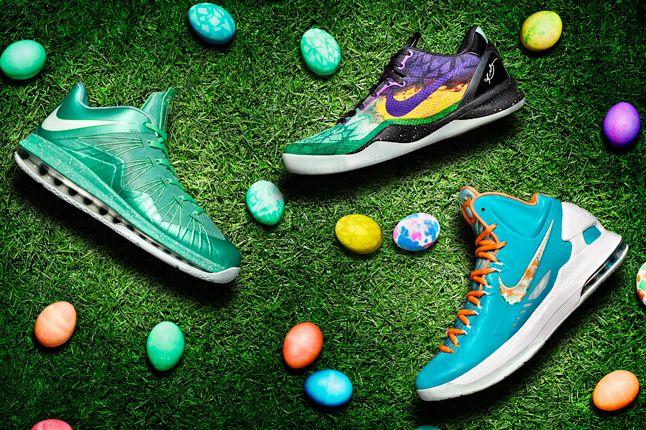 Nike Basketbal Easter Collection 2013 1