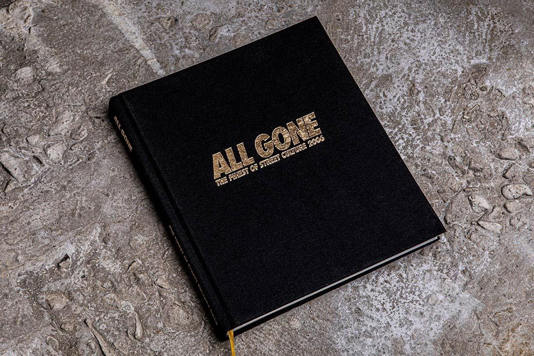 All Gone 2006 Cover