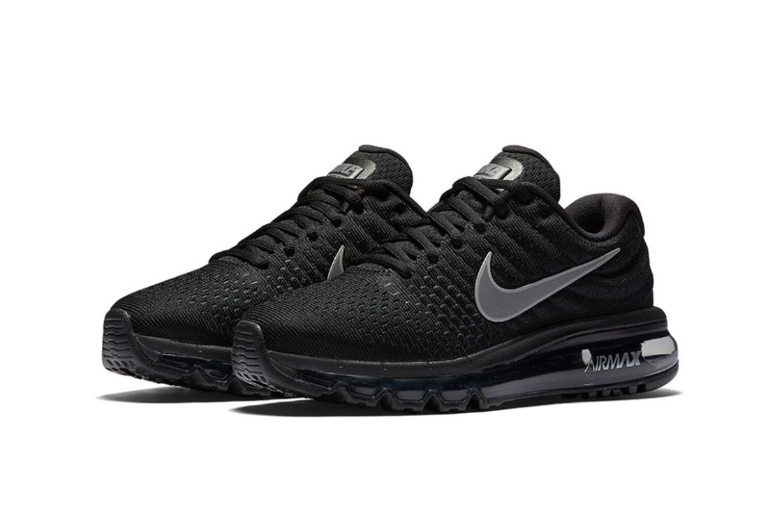 Nike Air Max 2017 Black 1