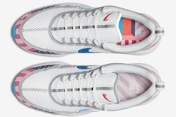 Parra Nike Zoom Spiridon Av4744 100 4 Sneaker Freaker