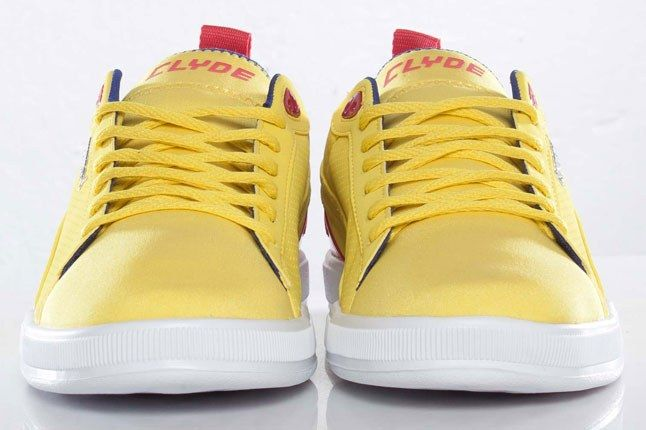 Puma Clyde Lite Yellow 1