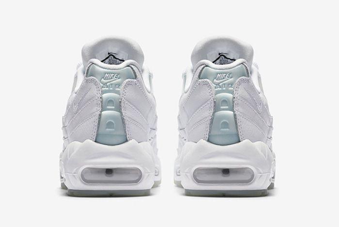 3Nike Air Max 95 White Ice Pure Platinum 5