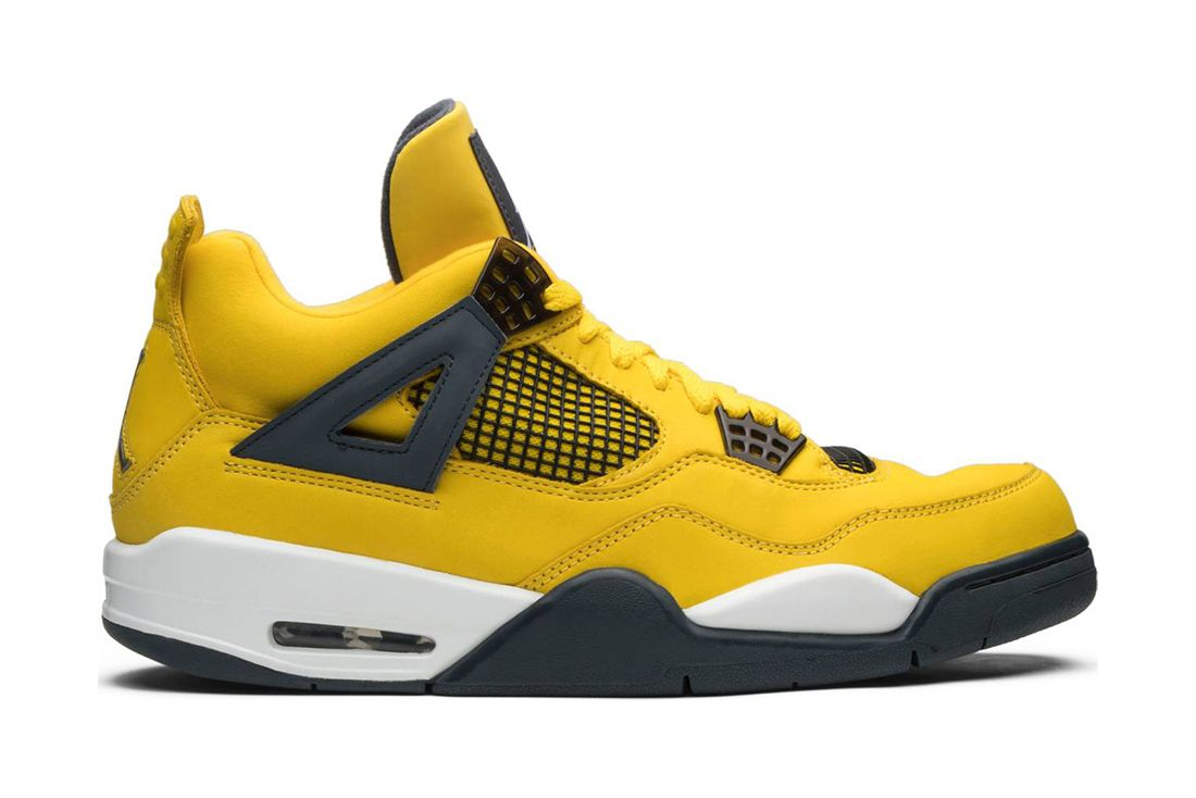 Lightning Air Jordan 4 Best Greatest Ever All Time Feature