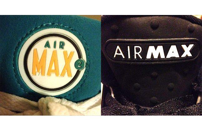 Air Max 2 Logo Instagram 1
