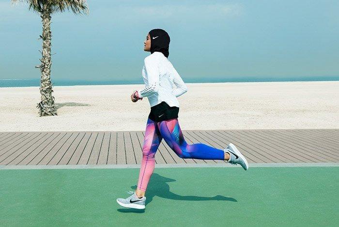 Nike Pro Hijab 1