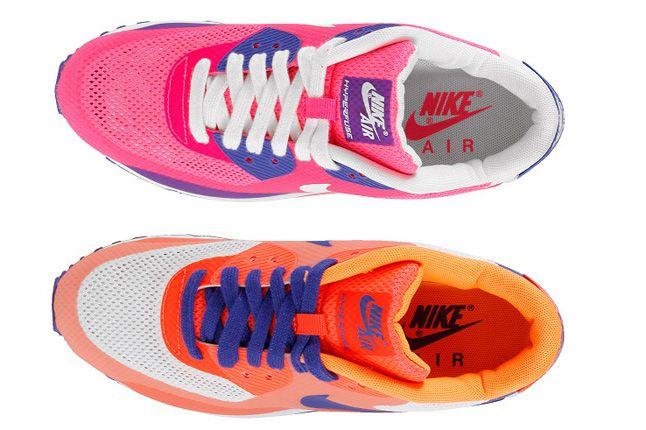 Nike Air Max 90 Premium Hyperfuse 2013 Pack Top 1