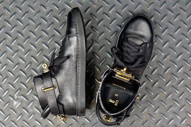 Buscemi 100Mm Shoe 1