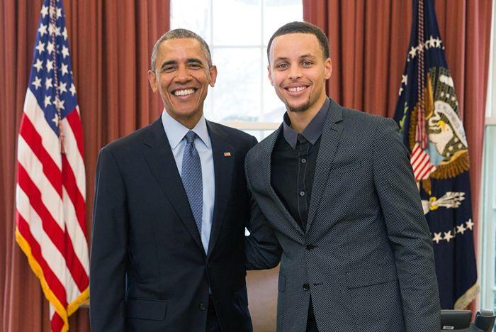 Steph Obama Sneakers