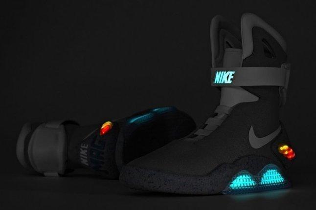 Nike Mcfly Ebay Auction 12 11