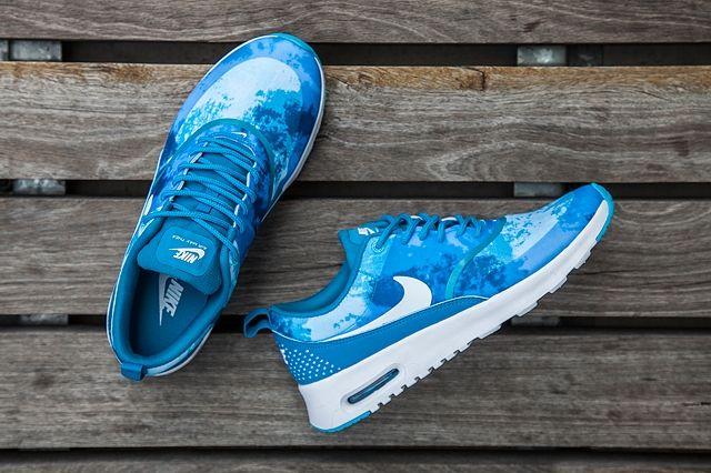 Nike Air Max Thea Blue Lacquer Bumper 2