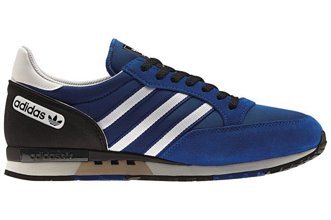 Blue Adidas Phantom Side 1