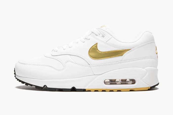 Nike Air Max 90 1 White Gold 1