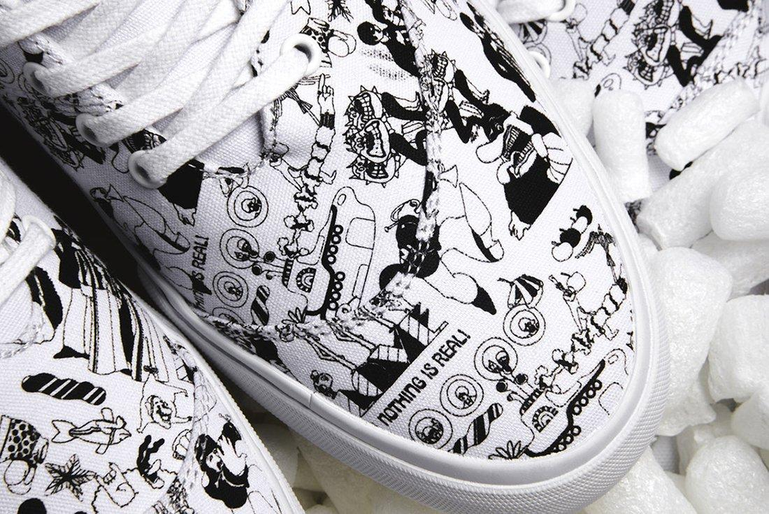 The Beatles X Diamond Supply 7