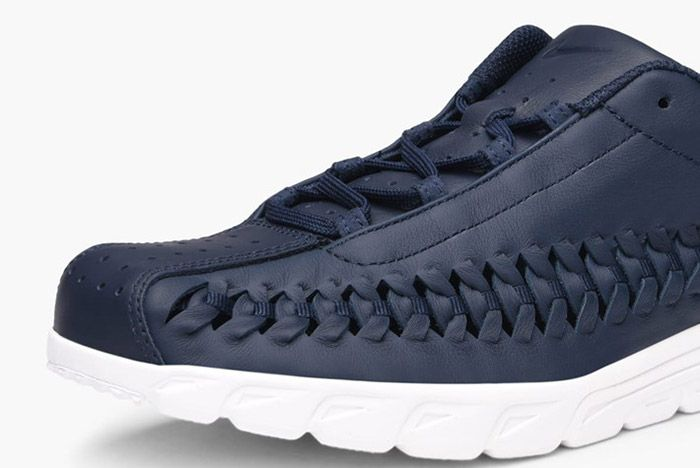 Nike Mayfly Woven Leather 7