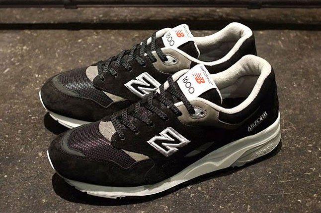 New Balance 1600 Black 1