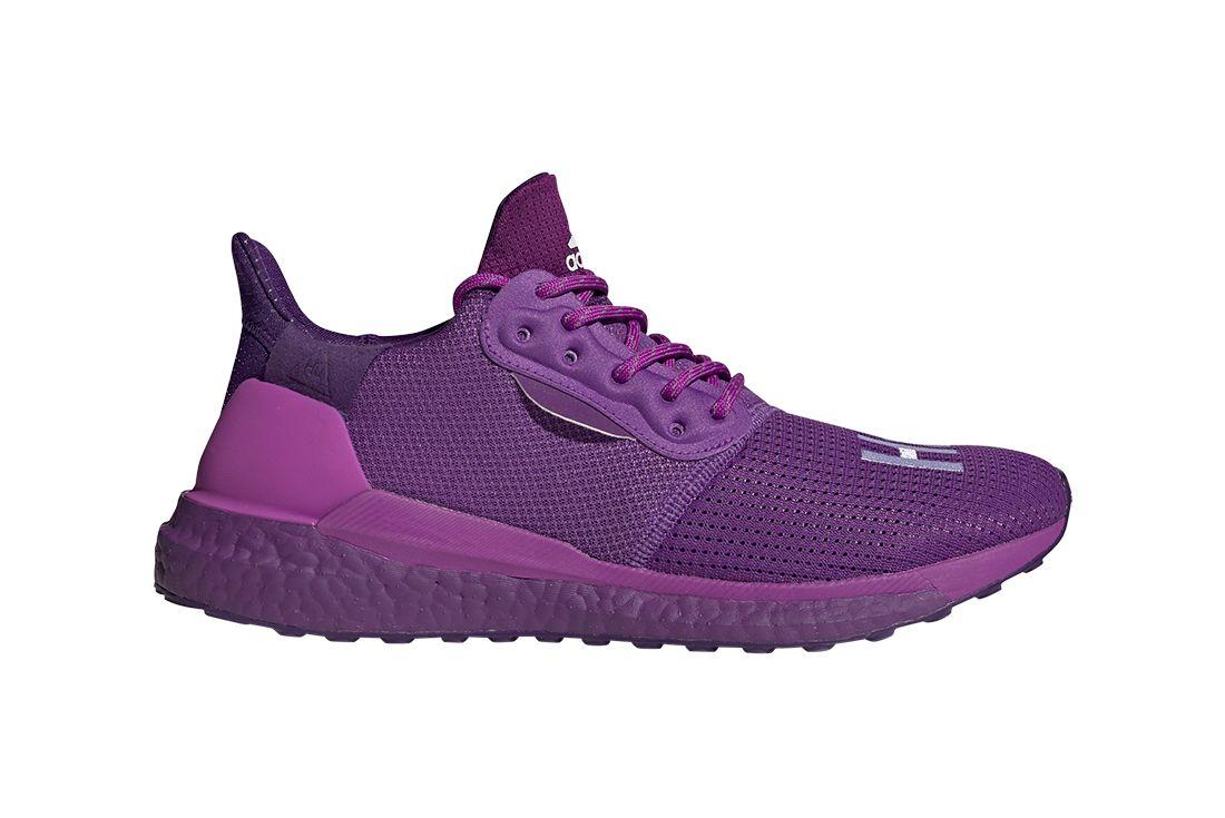 Adidas Pharrell Williams Solar Hu Purple Right