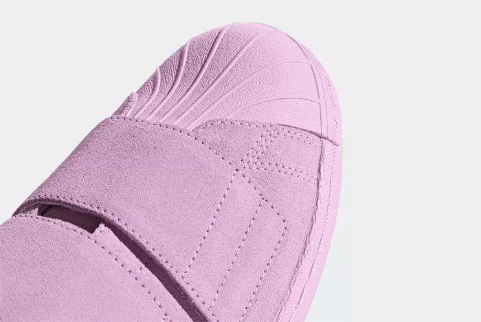 Adidas Superstar 80S Cf Clear Lilac 8