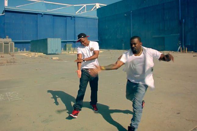 Jay Z Kanye Otis 11 1