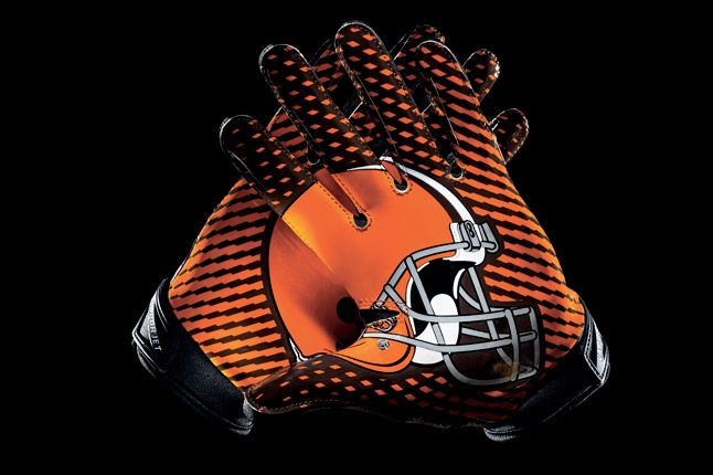 Cleveland Browns Glove 1