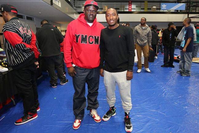 Sneaker Con Atlanta Torsion Allegra 2013 1