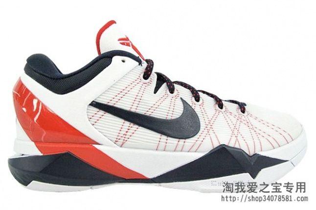 Nike Zoom Kobe Vii 7 Usa 2 1