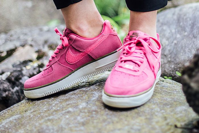 Nike Air Force 1 Low Wmns Pink 2