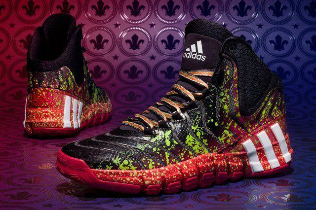 Adidas Basketball 2014 Nba All Star Footwear Collection 3
