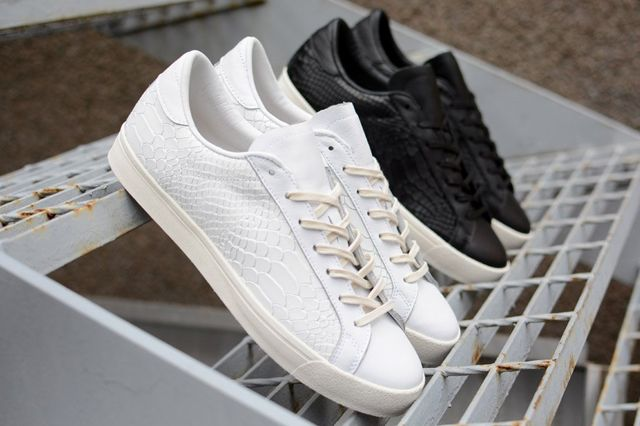 Adidas Consortium Rod Laver Vintage Croc