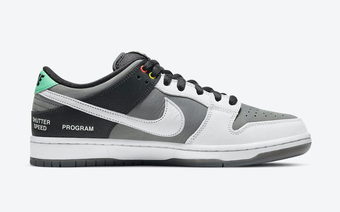 Nike SB Dunk Low Camcorder