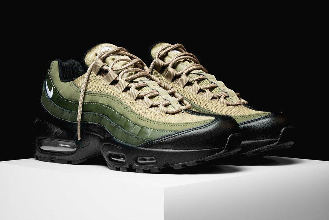 Nike Air Max 95 Essential Sequoia 4