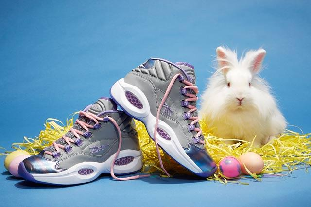 Reebok Question Mid Easter 6