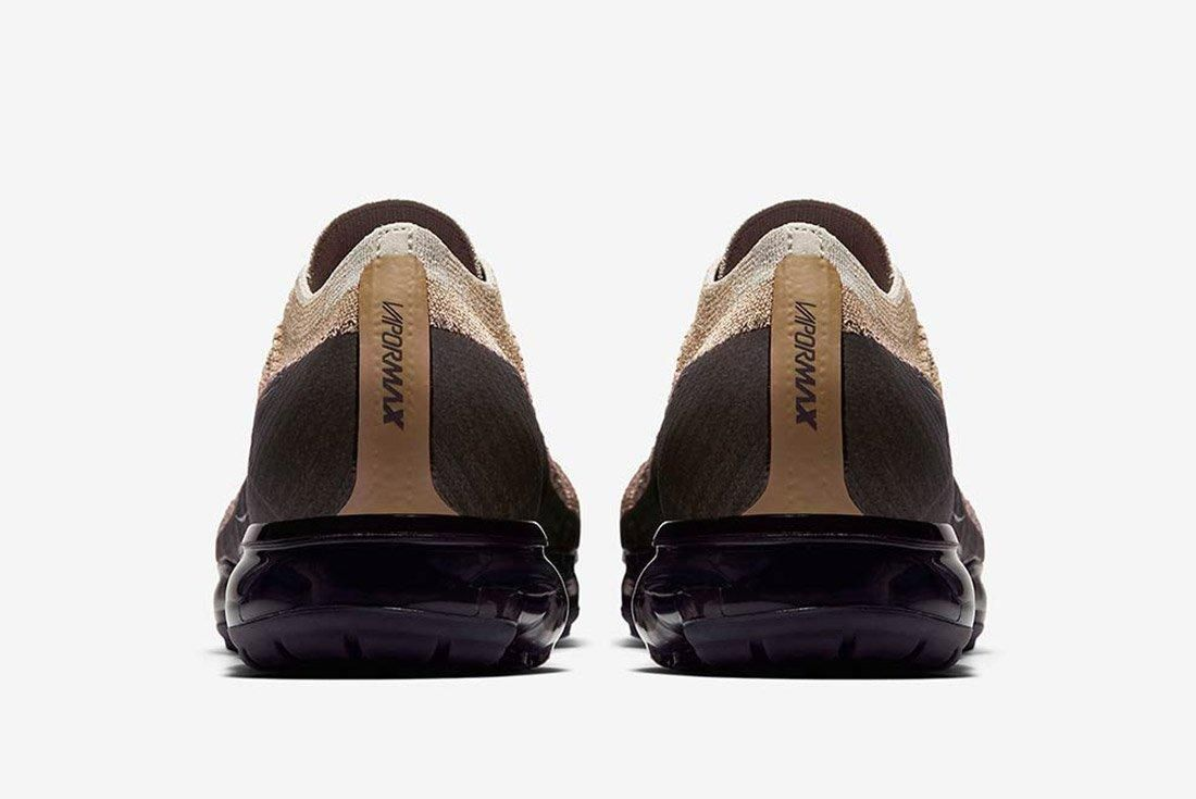 Nike Air Vapormax Tan Brown Black 2