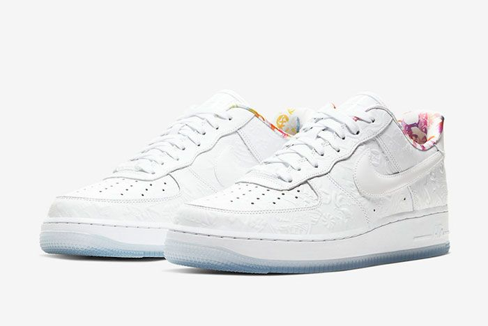 Nike Air Force 1 Low Chinese New Year Cu8870 117 2020 Front Angle